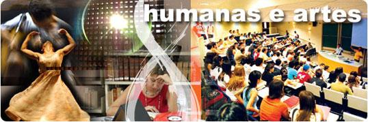 Ciências Humanas, Sociais e Artes
