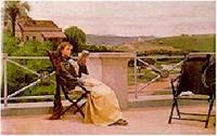 A Leitura - Almeida Junior - 1892