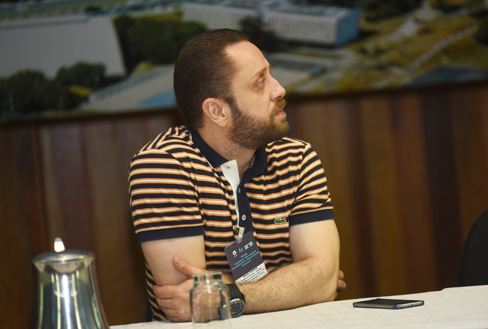 Daniel Caixeta, professor do Instituto de Economia da Universidade Federal de Uberlândia