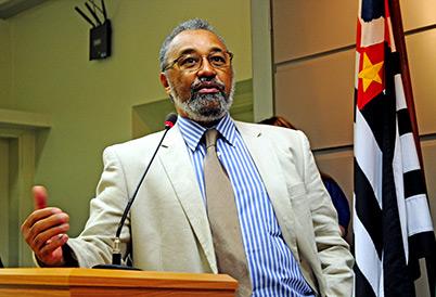 Oswaldo Luiz Alves, professor titular do Instituto de Química da Unicamp
