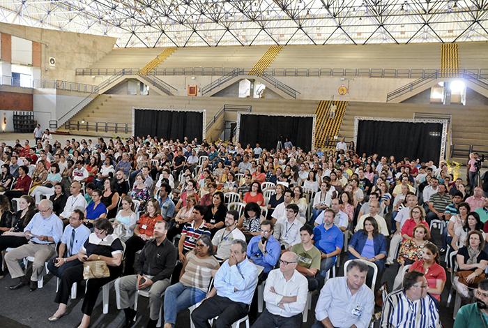 Casa cheia na entrega do Prêmio Paepe