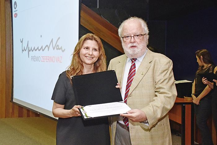 A professora Rosana Baeninger, que atua no Nepo: uma das premiadas com o 'Zeferino Vaz'