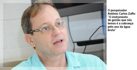 O pesquisador Antônio Carlos Zuffo