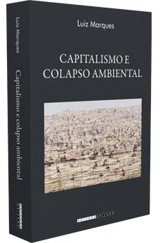 Capa do livro Capitalismo e colapso ambiental