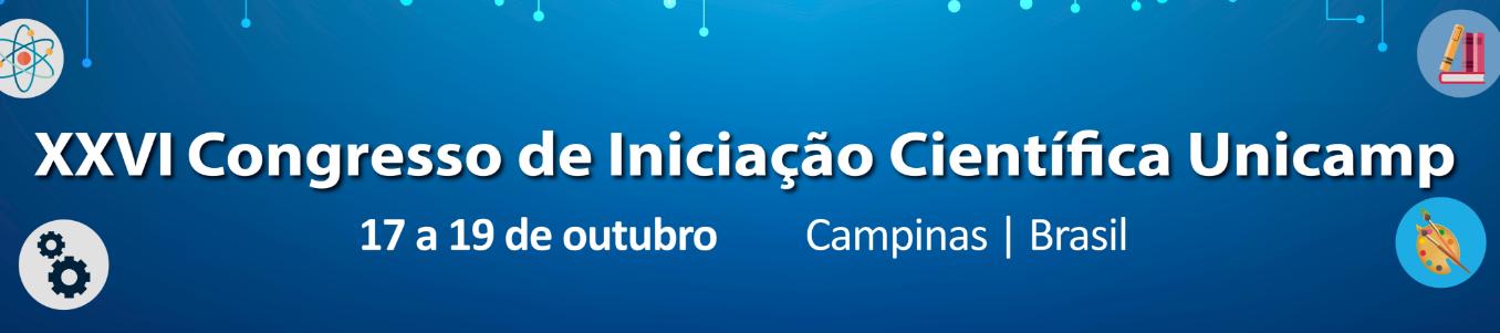 XXVI Congresso de Iniciação Científica da Unicamp