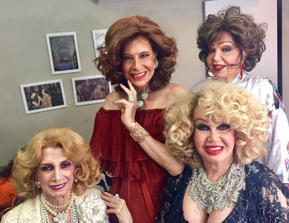Divinas Divas, espetáculo que abre o 14 Feverestival