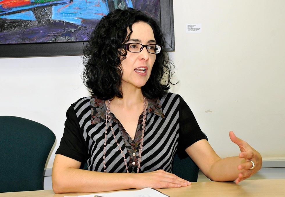 Neri de Barros, coordenadora do Comitê Gestor do Pacto