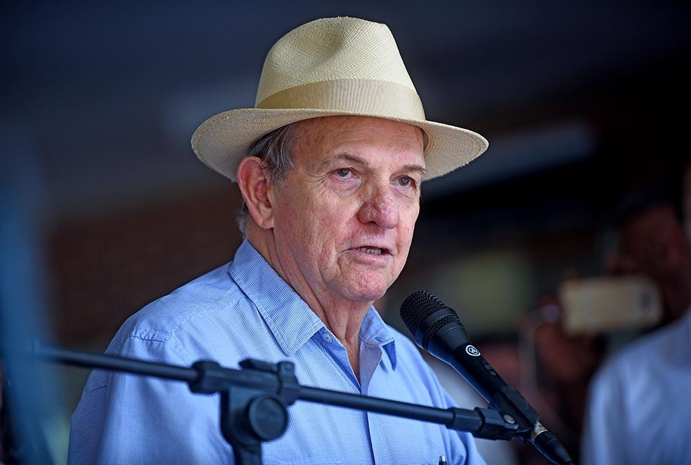 Carlos Vogt lembrou da assembleia de 1981 e defendeu importância das universidades para a democracia