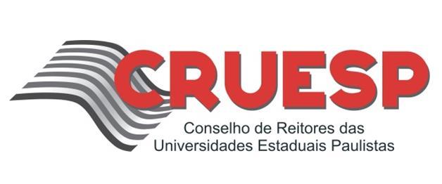 Logomarca do Conselho de Reitores das Universidades Estaduais Paulistas, o Cruesp