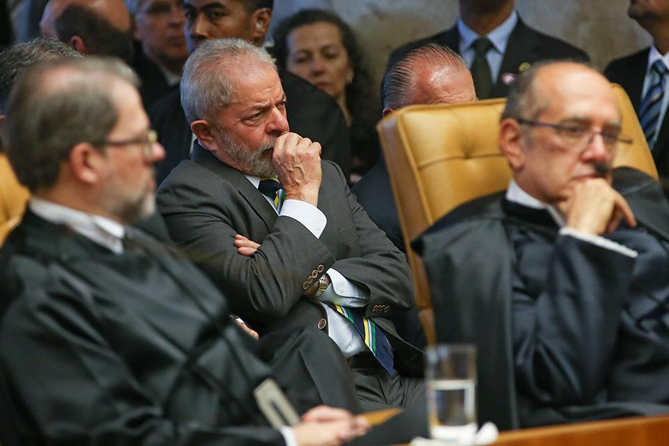 Julgamento Lula