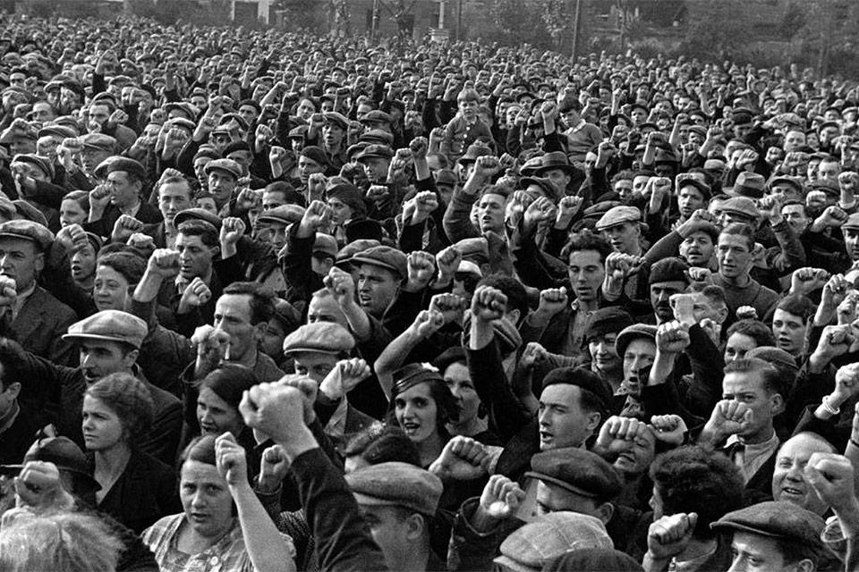 Os Punhos Fechados E A Guerra Civil Espanhola Unicamp