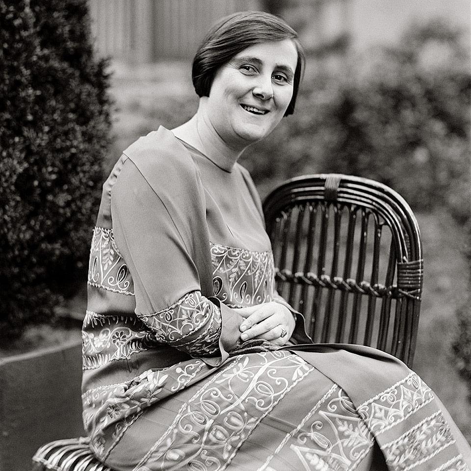 A bióloga Bertha Lutz, pioneira do feminismo no Brasil