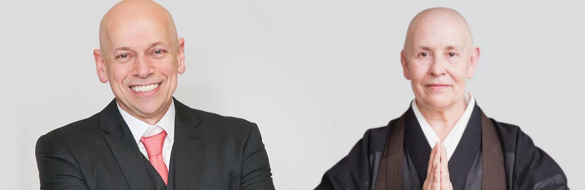 """Karnal e Monja Coen lançam livro """"O inferno somos nós: do ódio à cultura de paz"""""""