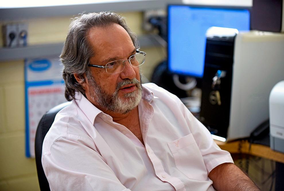 Marco Aurélio Cremasco, orientador das pesquisas: tecnologia inovadora como contribuição social