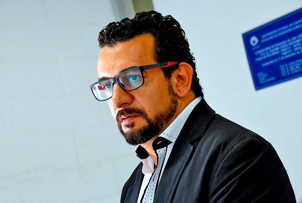 Prof. Dr. Éder Sócrates Najar Lopes, coordenador do Laboratório de Manufatura Avançada na Faculdade de Engenharia Mecânica da Unicamp.