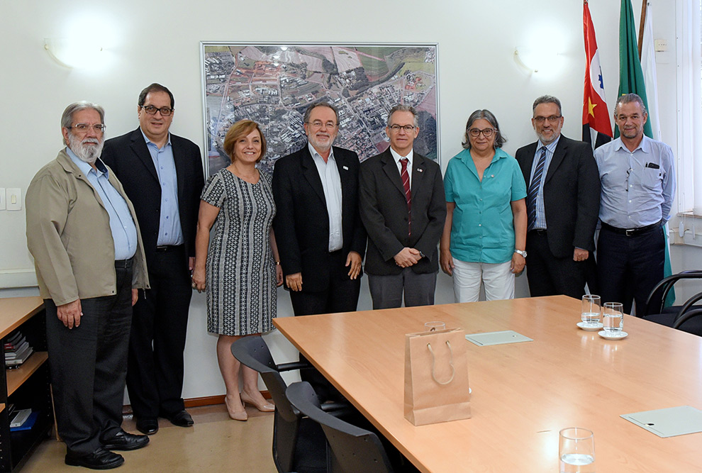 Dirigentes da Unicamp e da PUC-Campinas ficam mais próximos