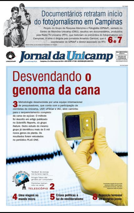 Jornal da Unicamp - Edição 589