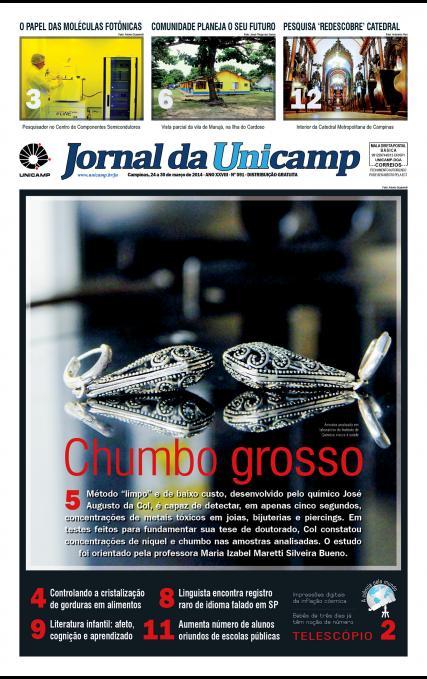 Capa da Edição JU 591