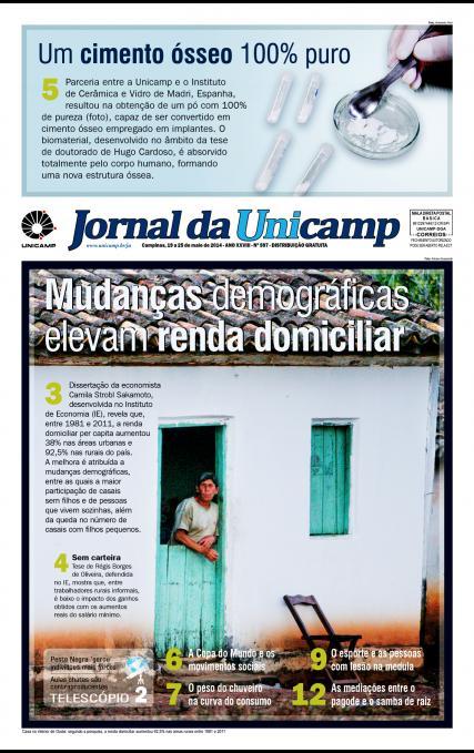 Capa da Edição JU 597