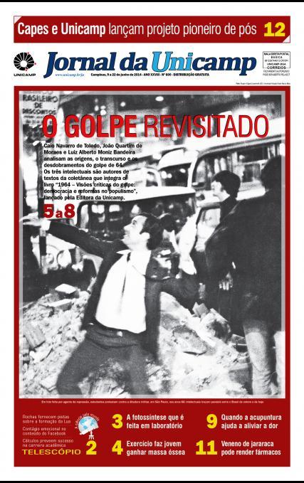Capa da Edição JU 600