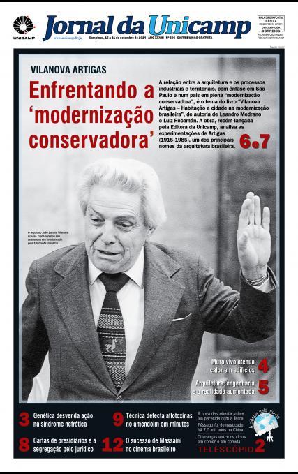 Capa da Edição JU 606