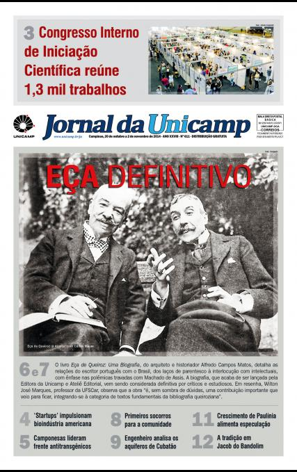 Capa da Edição JU 611