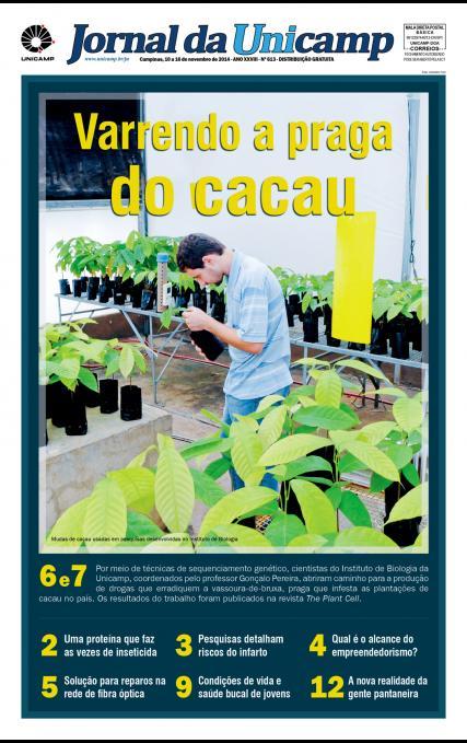 Jornal da Unicamp - Edição 613