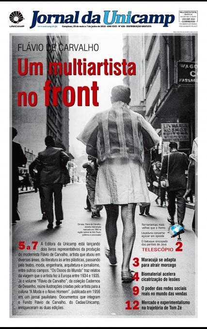 Jornal da Unicamp - Edição 626