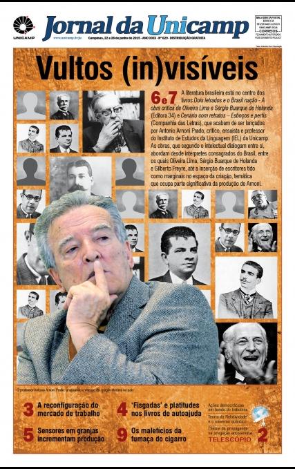Capa da Edição JU 629