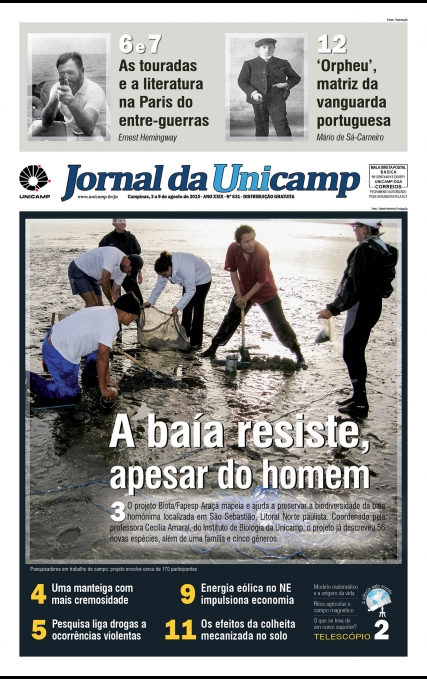 Capa da Edição JU 631