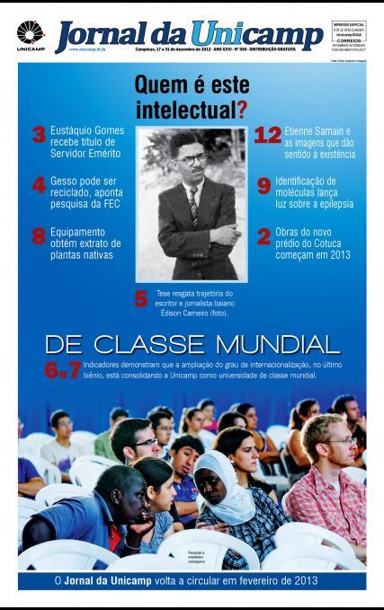 Jornal da Unicamp - Edição 550