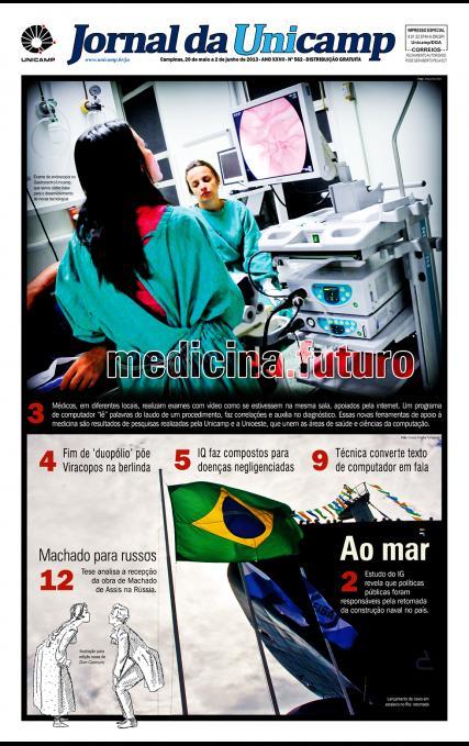 Jornal da Unicamp - Edição 562