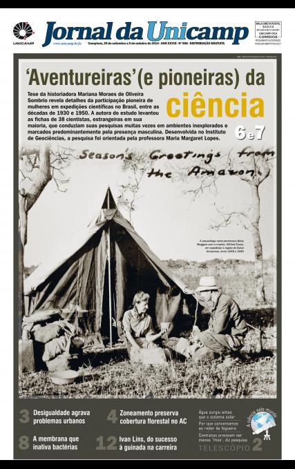Capa da Edição JU 608