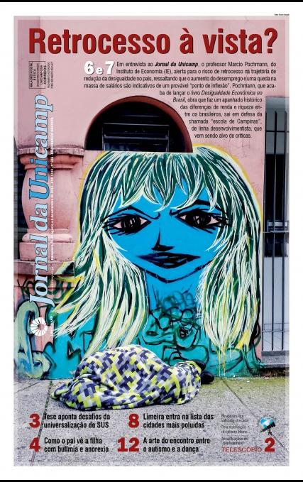 Capa da Edição JU 635