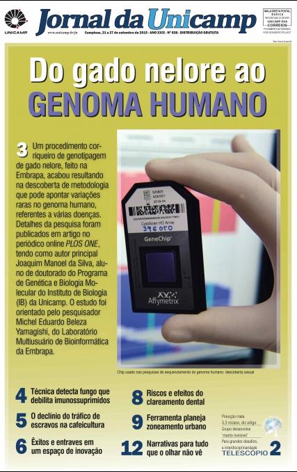 Do gado nelore ao genoma humano