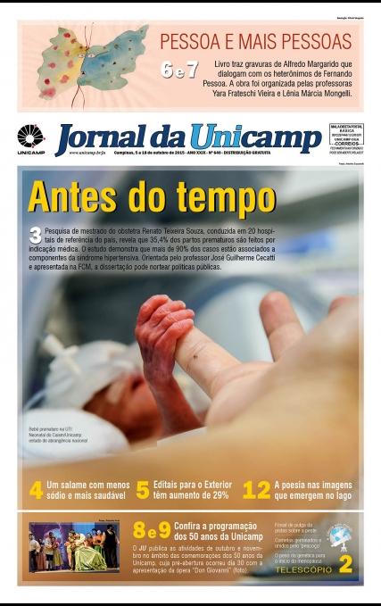 Capa da Edição JU 640
