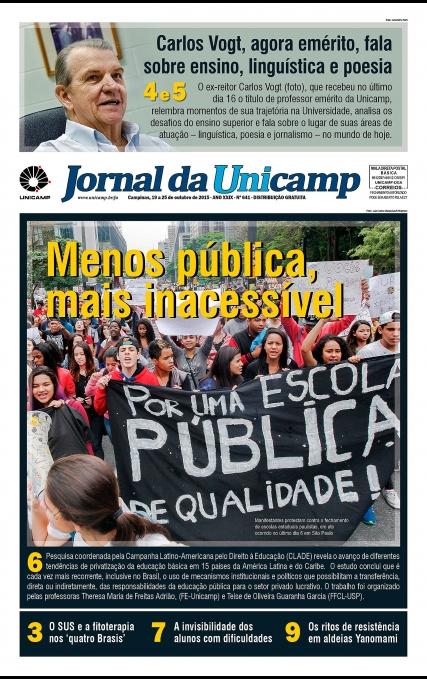 Capa da Edição JU 641