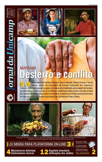 Jornal da Unicamp - Edição 662