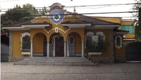Uma das casas que a pesquisadora Maria Ester de Araújo Lopes usou em seu trabalho