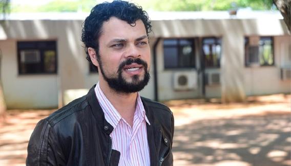 Robson Celestino Prychodco, autor da tese