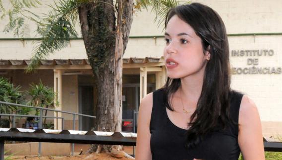 Mariane Santos Françoso, autora do estudo