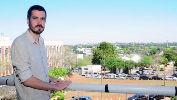 O arquiteto e urbanista Rodrigo Argenton Freire: uso efi ciente do solo e vitalidade urbana permanente