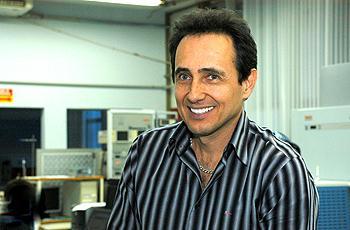 Marcos Eberlin, orientador: pela popularização da espectrometria de massas