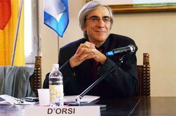 Angelo d'Orsi é Professor de História do pensamento político contemporâneo