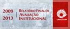 Relatório Final de Avaliação Institucional 2009-2013