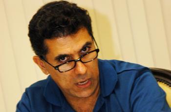 O professor Munir Skaf