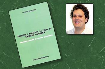 Glauco Barsali e o livro fruto de seu doutorado no IFCH