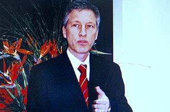 Denis Schiozer, diretor do Cepetro e líder da cátedra
