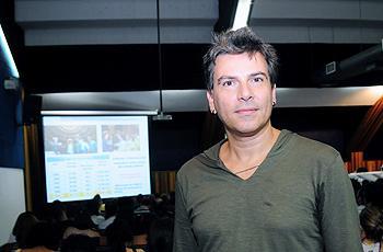 Antonio Carlos Amorim, presidente da ABL: foco em arte, linguagem e filosofia