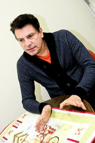 Antônio Carlos Amorim, organizador do Cole